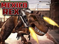 Jeu Mexico Rex Remastered
