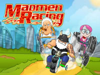 Jeu Madmen Racing Remastered