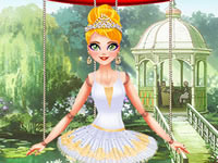 Jeu Coppelia Ballerina