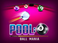 Jeu Pool 8 Ball Mania