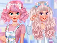 Jeu Princesses - Jolie Fête Kawaii