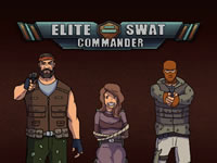 Jeu Elite SWAT Commander