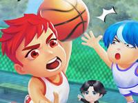 Jeu Basketball Star