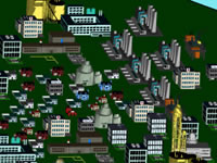 Jeu Urban Plan