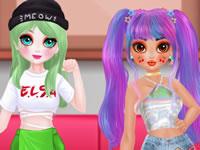 Jeu Princesses eGirl et softGirl