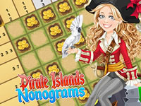 Jeu Pirate Islands Nonograms