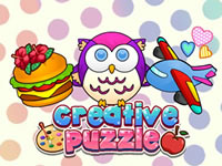 Jeu Creative Puzzle