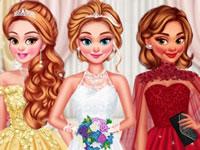 Jeu Princesses au bal des débutantes