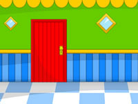 Jeu Crazy House Escape