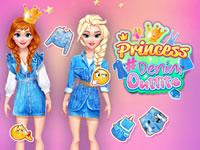 Jeu Princesses en Jeans #Défi