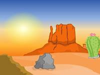 Jeu Scorching Desert Escape