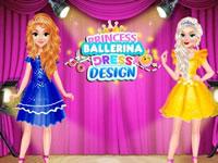 Jeu Princesses Jolies Ballerines