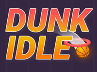 Jeu Dunk Idle