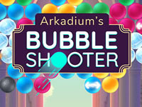 Jeu Arkadium Bubble Shooter