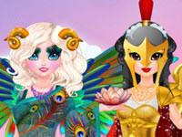 Jeu 3 princesses de légende