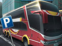 Jeu gratuit Bus Parking 3D Game