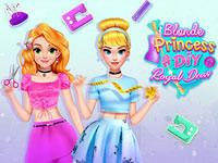 Jeu Princesses et DIY