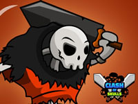 Jeu Clash of Skulls