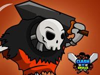 Jeu gratuit Clash of Skulls