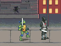 Jeu Turtles Double Damage