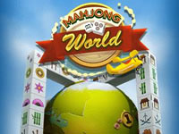 Jeu Mahjong World