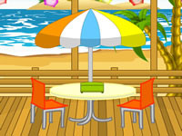 Jeu gratuit Beach Bum Escape