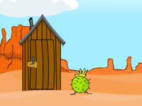 Jeu gratuit Hot Desert Escape