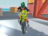 Jeu Port Bike Stunt