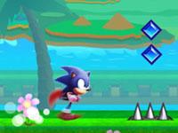 Jeu Sonic Run