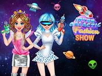 Jeu Le show Intergalactique
