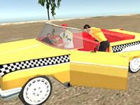 Jeu Crazy Taxi Simulator