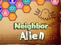 Jeu Neighbor Alien