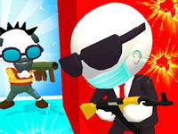 Jeu Mr Spy 3D