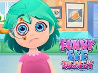 Jeu Chirurgie des yeux