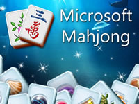 Jeu Microsoft Mahjong
