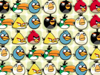 Jeu Angry Birds Connections
