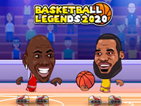 Jeu Basketball Legends 2020