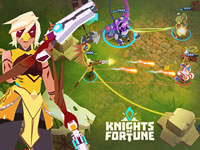 Jeu gratuit Knights of Fortune