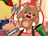 Jeu gratuit Kick The Teddy Bear