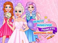 Jeu Eliza et ses amis à son mariage