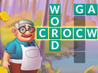 Jeu gratuit Crocword Crossword Puzzle