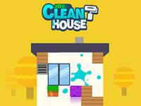 Jeu Clean House 3D
