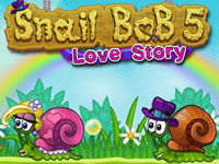 Jeu Snail Bob 5 - Love Story Remastered