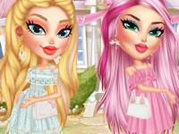 Jeu Rdv mode pour les dolls