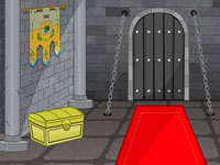 Jeu Monster Castle Escape