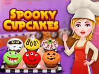 Jeu Des cupcakes d'Halloween