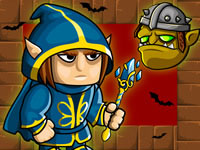 Jeu Orc Hunter Halloween