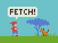 Jeu Fetch Quest