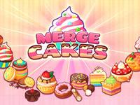 Jeu gratuit Merge Cakes