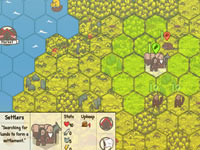 Jeu Settlers of Albion